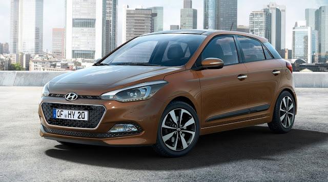 Tecnología Hyundai i20