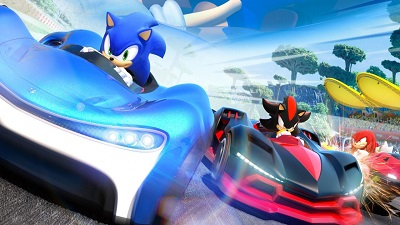Team Sonic Racing Review | Gameplay