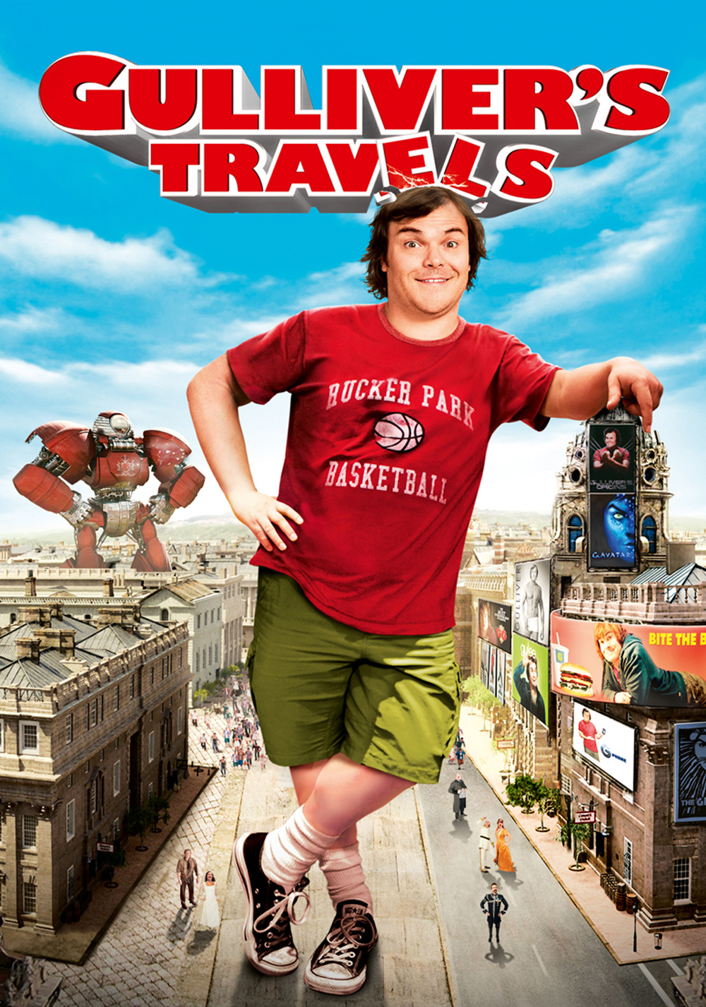 Nonton Film Gullivers Travels (2010)