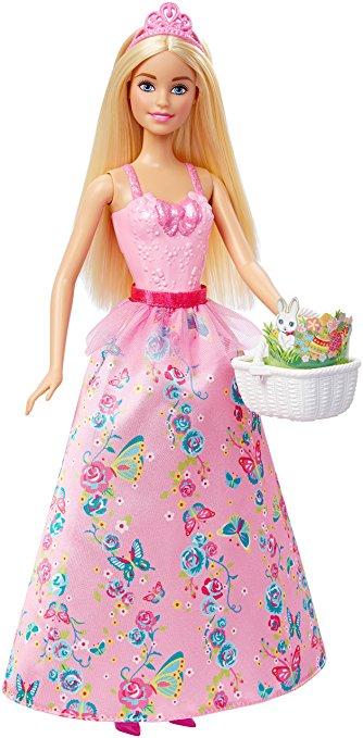 Barbie Easter Princess Doll Wallpaper