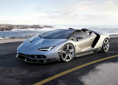 2019 LAMBORGHINI CENTENARIO ROADSTER   - COLLECTION VOITURES DE SPORT