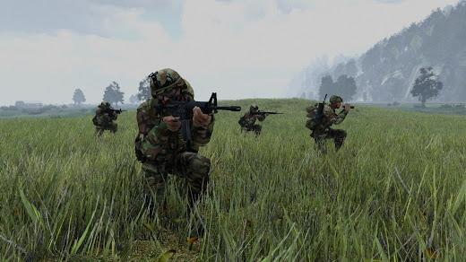 東ヨーロッパで平和維持活動を行うArma3のシングルプレイ用シナリオのTour Of Duty