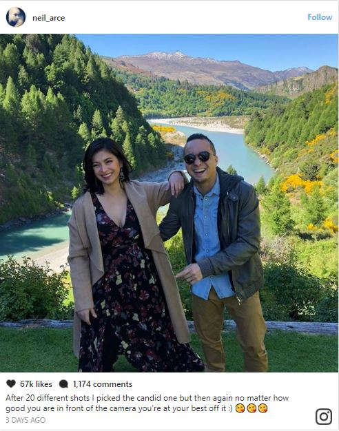 """Anne Curtis Teases Angel And Neil That They're """"Next"""" As The Newlywed Commented #NEXTna In Their IG Post!"""