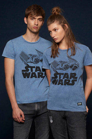 camisetas Pepe Jeans London Star Wars