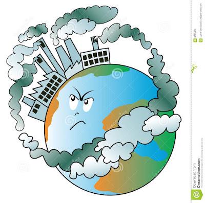 Contaminación del Aire o atmosférica