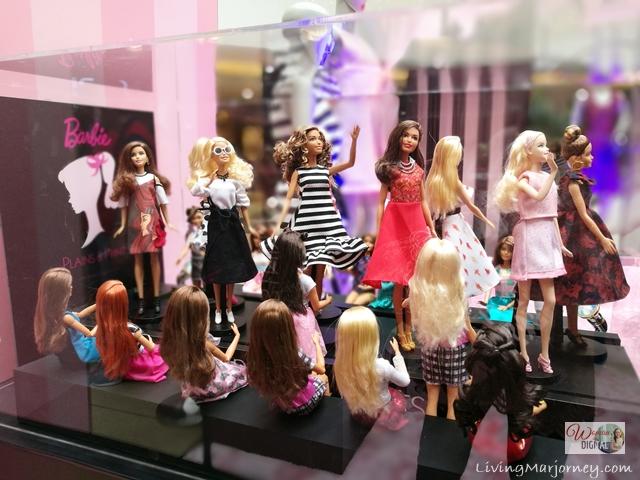 Barbie Loves Plains & Prints