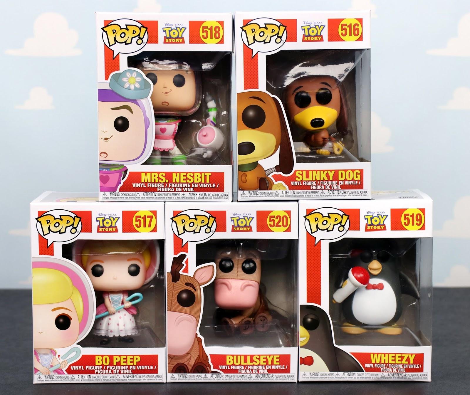 toy story funko pop 2019