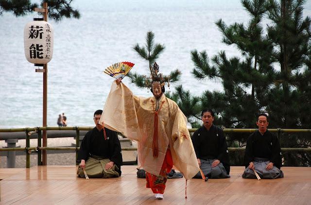 Hagoromo Festival - Miho Hagoromo Matsu | October, Shizuoka