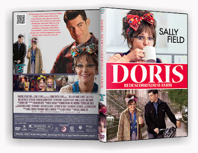 Doris, Redescobrindo o Amor Torrent - BluRay Rip 720p e 1080p Dual Áudio 5.1 (2016)