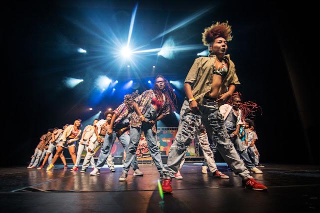Palco Hip Hop- Danças Urbanas 2018–Edição RJ