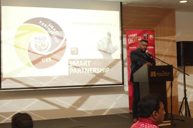 Aplikasi NGO Negaraku Dan Program BUY & SAVE, CSR dan Smart Partnership