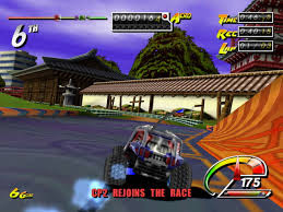 Free Download Stunt GP PS2 ISO For PC Full Version ZGASPC