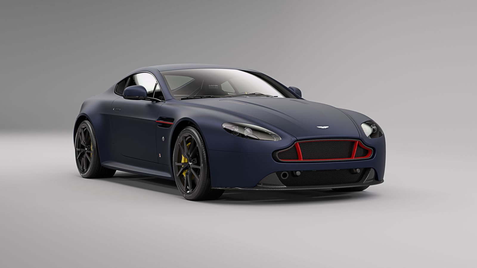 Aston Martin V8 And V12 Vantage Get Red Bull Racing Editions Carscoops