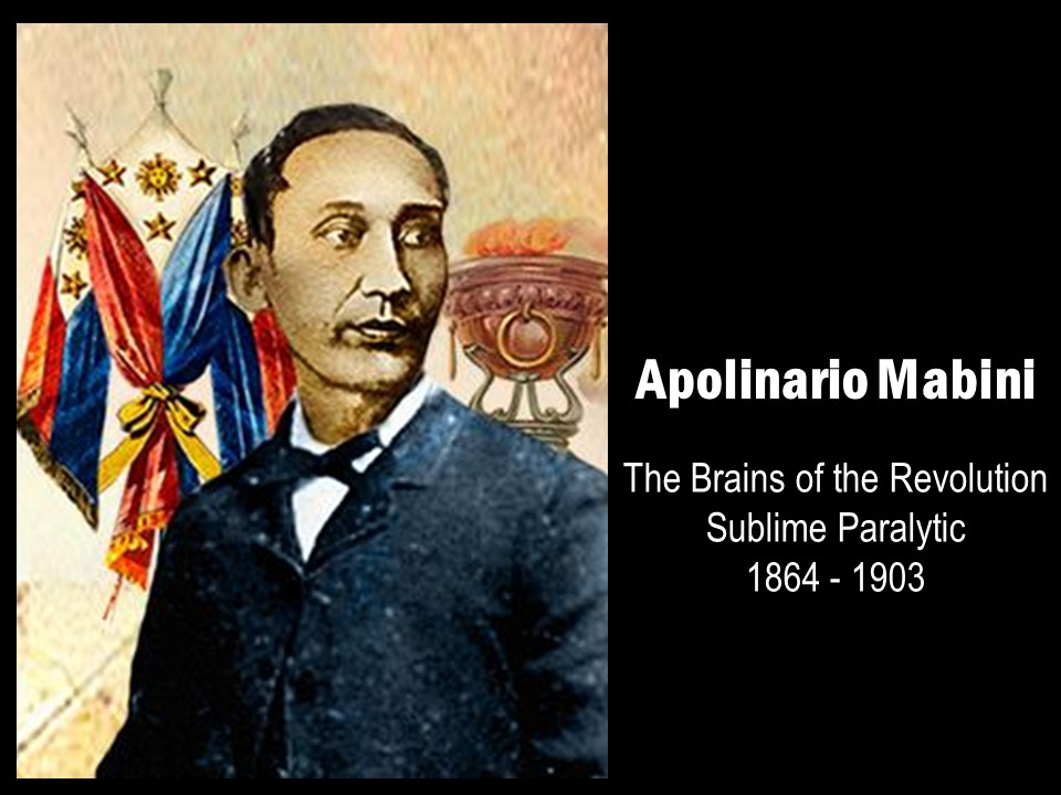 apolinario mabiniís works: a critique paper essay Academic writing questions including are there any internet links to essays or articles about the dangers or downsides to homeschooling and how do you write your educational qualifications on a.