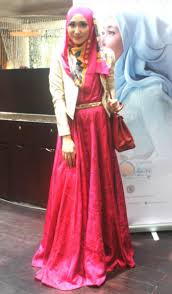 Baju Muslim Gamis Rompi Blazer