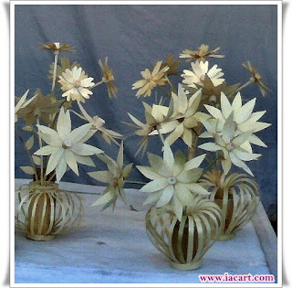 Babmboo Stick Flower