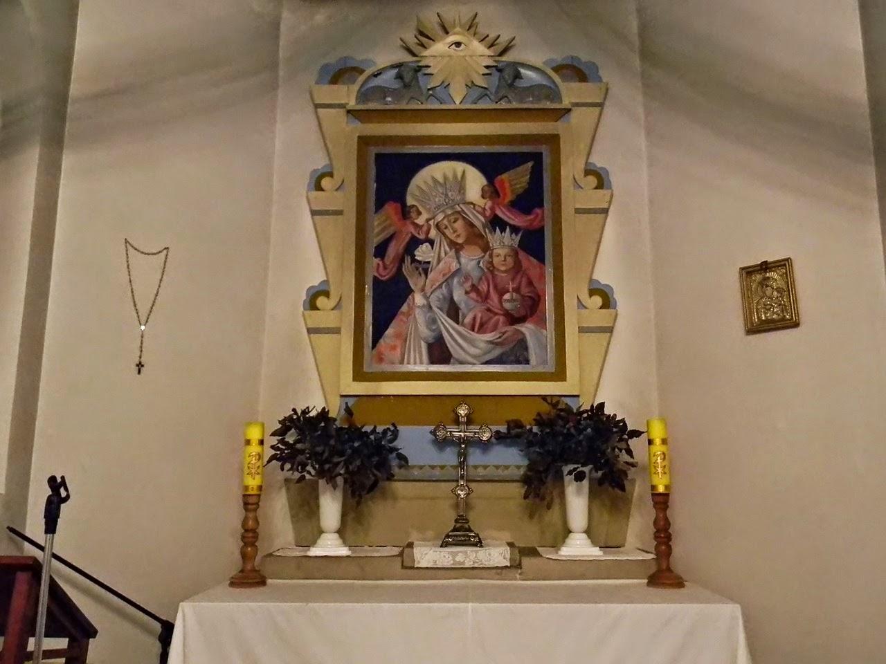 kaplica w Porażynie