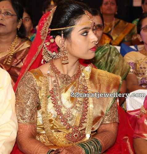 Bandaru Dattatreya Daughter Wedding