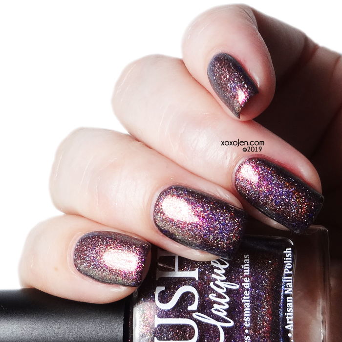 xoxoJen's swatch of Blush Starry Night