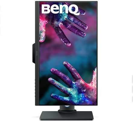 BenQ PD2500Q: panel 2K de 25'' con Eye-Care y tecnología IPS