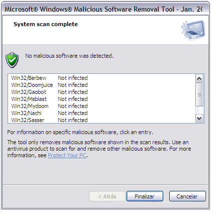 Free Download Microsoft Malicious Software Removal Tool