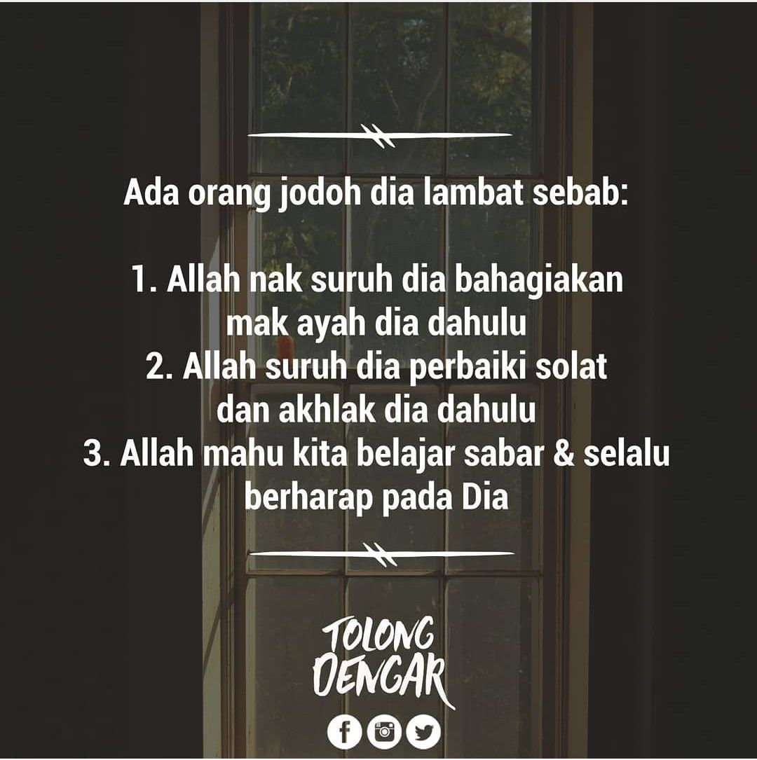 gambar quotes islami tentang jodoh