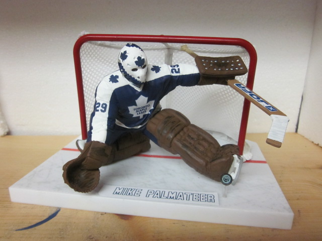 competitive price ac402 fd498 OFF THE BENCH DESIGNS: Mike Palmateer - Toronto Maple Leafs