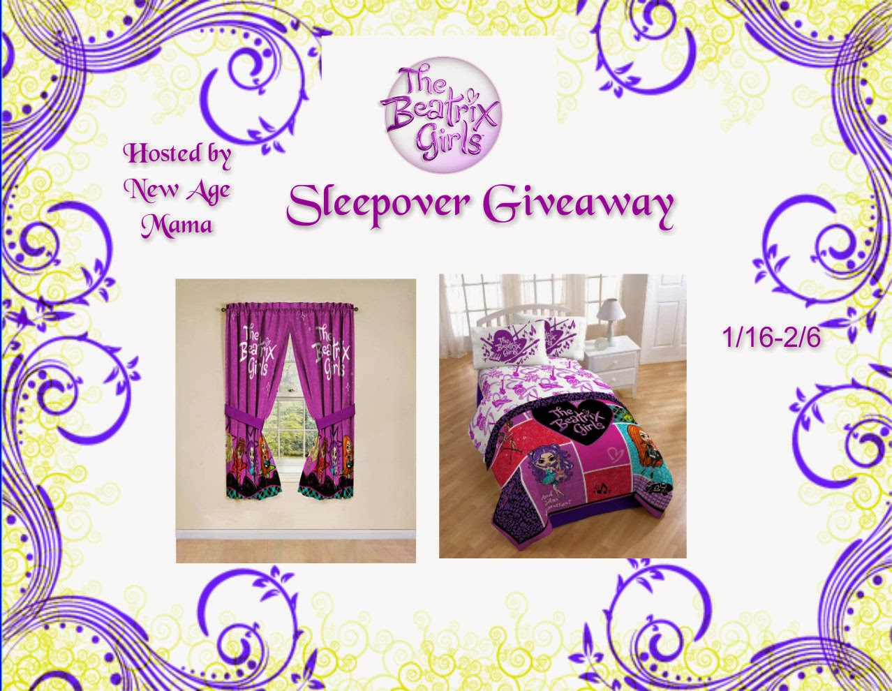 Giveaway: The Beatrix Girls