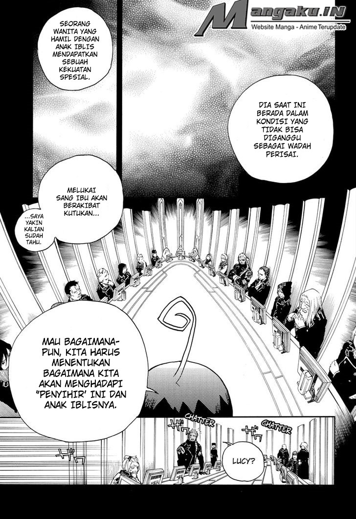 Ao no Exorcist Chapter 108-20