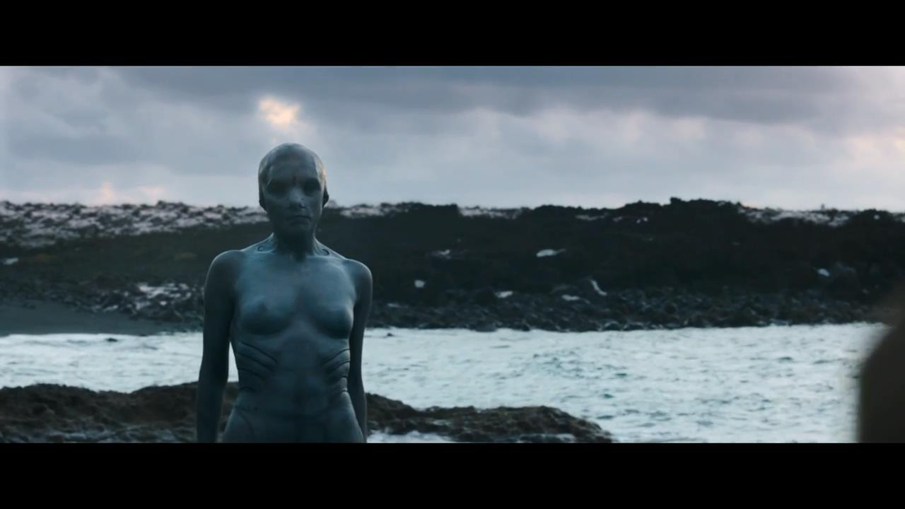 Cold Skin Horror Movie Review