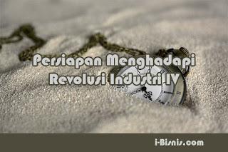 Cara Menghadapi Revolusi Industri ke Empat