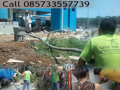 Jasa Tinja dan Sedot WC Jl Manstrip Surabaya