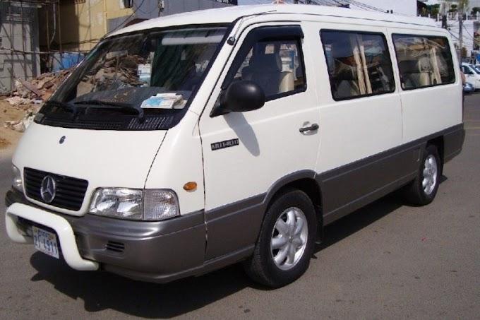 Transport en Mini van Climatisé confortable