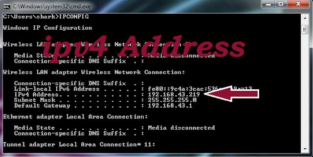 Cara Mengetahui IP Address Komputer Atau Laptop Dengan Cepat