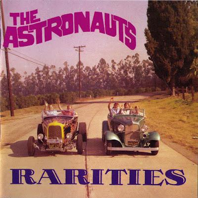 The Astronauts -  Rarities...