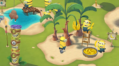 Game Android Minion Paradise v8.0.2969 Mod+Apk (Unlimited Money)