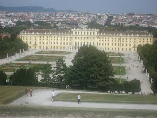 Schönbrunn Palace Vienna Wien Austria Österreich