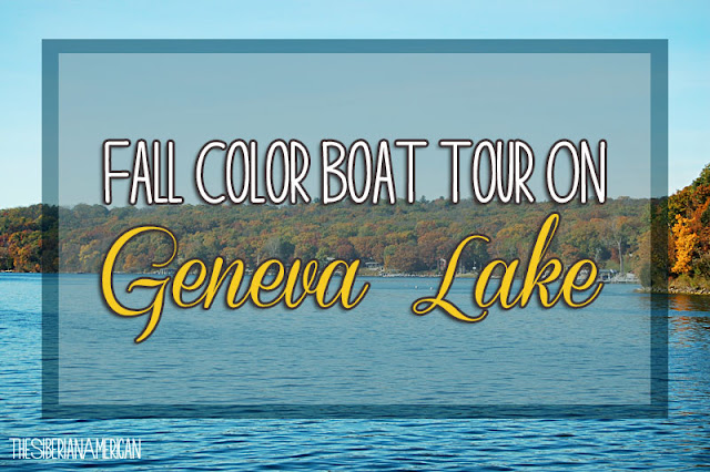 Geneva Lake Fall Foliage
