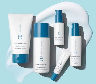 Clear up your skin for the new year with Beautycounter Countercontrol!