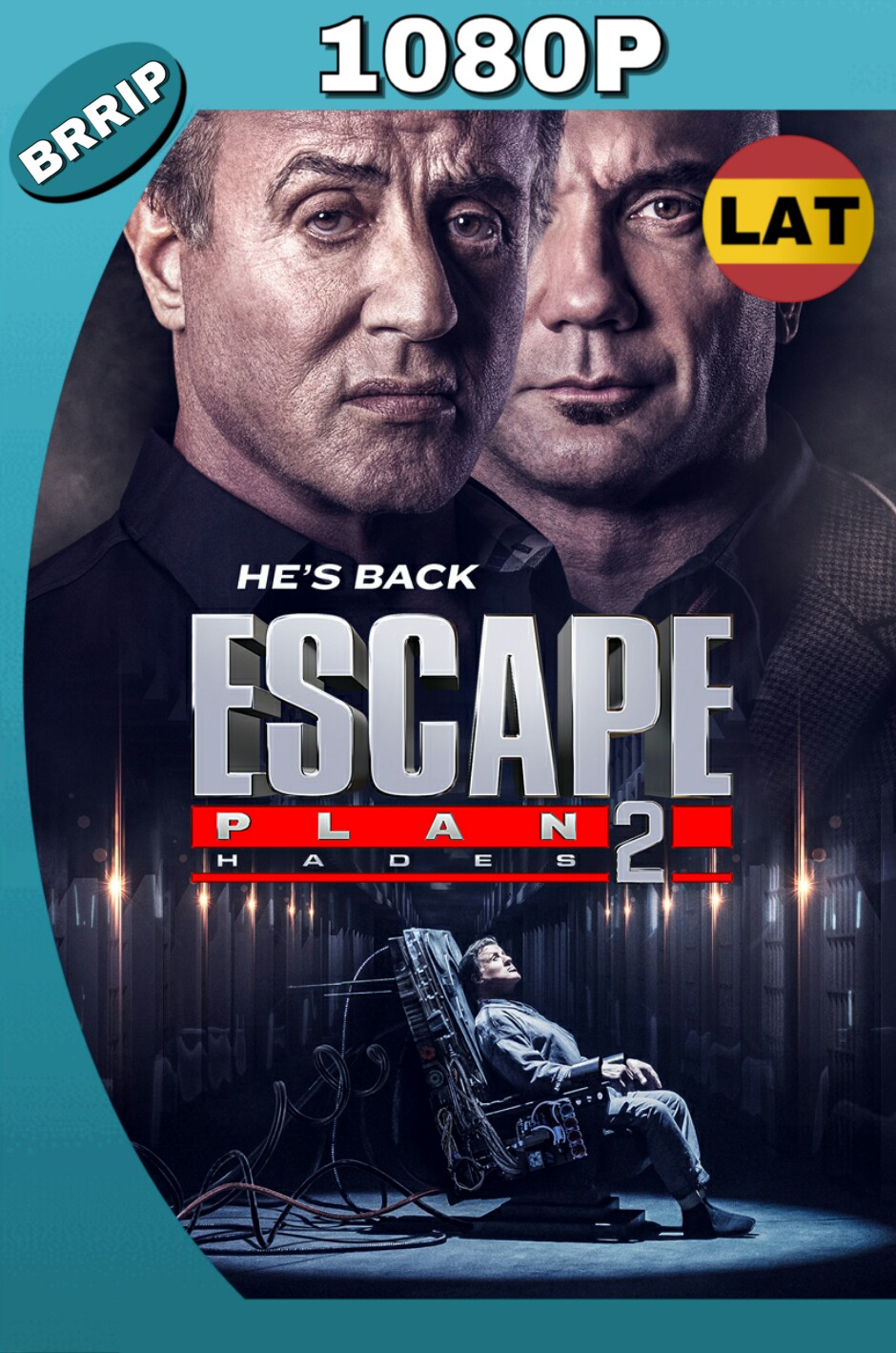 PLAN DE ESCAPE 2 (2018) BRRIP 1080P LATINO MKV