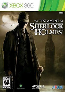 The Testament Of Sherlok Holmes (X-BOX360) 2012