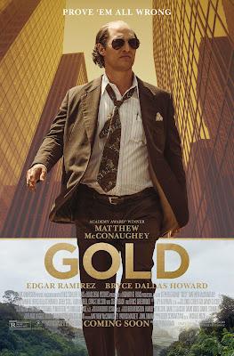 gold film recenzja matthew mcconaughey bryce dallas howard