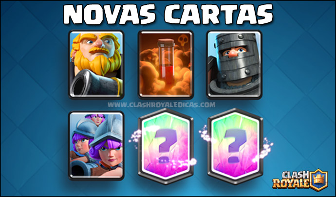 Sneak Peek #03 - Seis Novas Cartas - 1