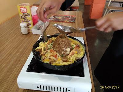 volcano rice
