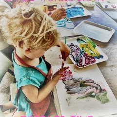 Art Works Now Maryland Toddler Time