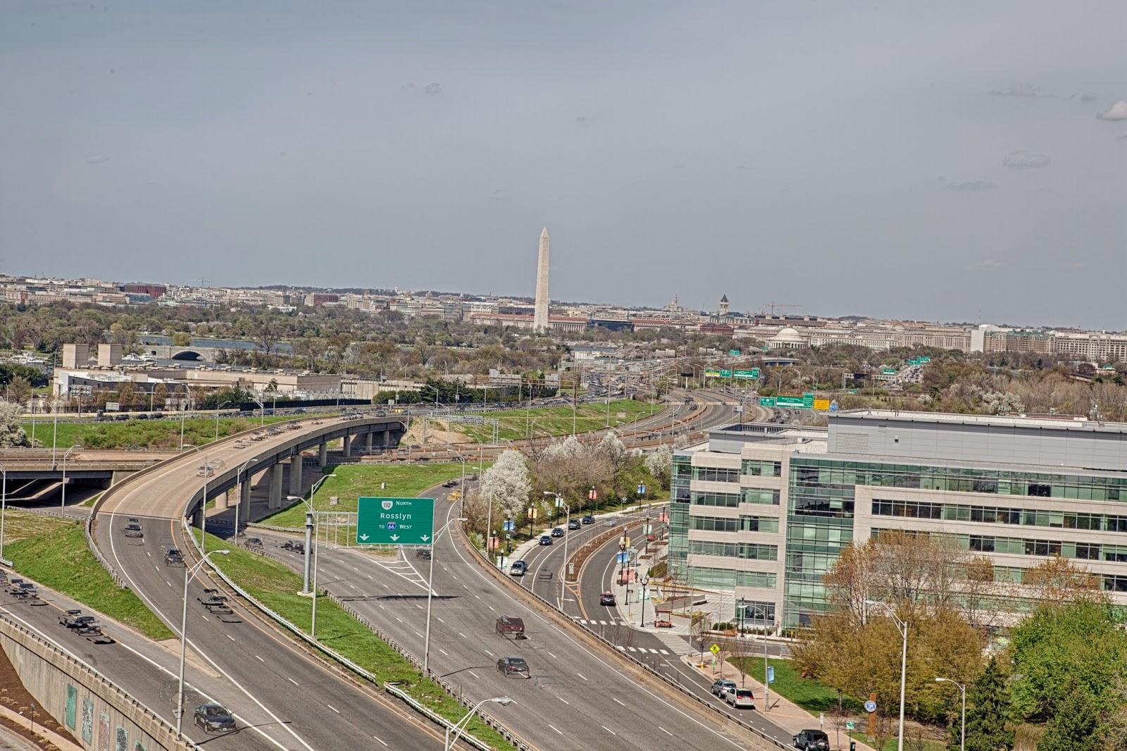 MLS# AR8603939 | 1211 S. Eads Arlington, VA 22202 | Bella Vista Condo with a View of Washington DC, Monuments | Kim Kroner Properties |