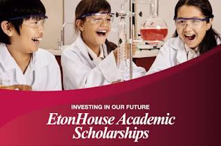 EtonHouse Academic Scholarships 2018