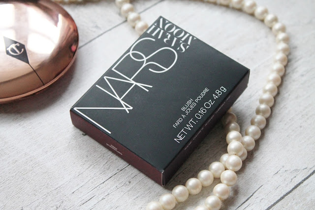 NARS Sarah Moon Blush in Impudique Review