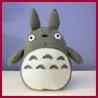 Totoro de tela