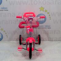 exotic sepeda roda tiga bmx anak